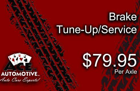 Brake TuneUp Service