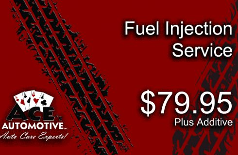 Full Injection Service